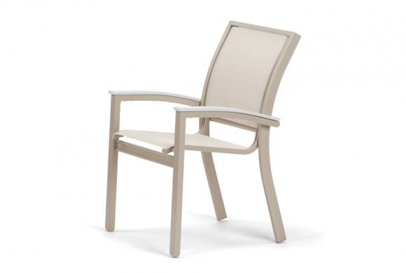 outdoor sling furniture bazza chair