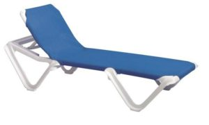 Commercial Pool Furniture Chaise Lounge