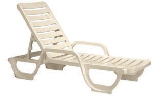 Commercial Grade Outdoor Pool Furniture