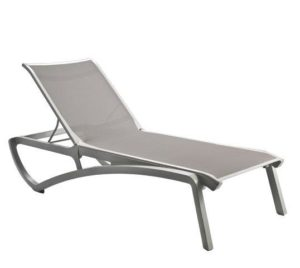 Commercial Pool Resort Chaise Lounge Chairs