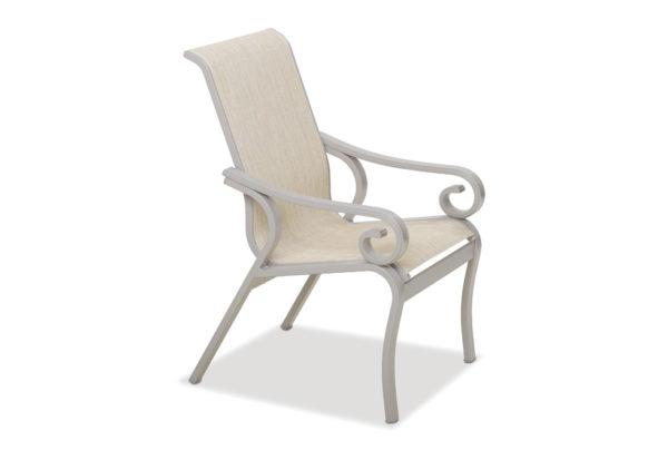 resort sling pool chair