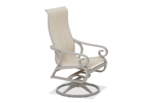 resort quality swivel rocker